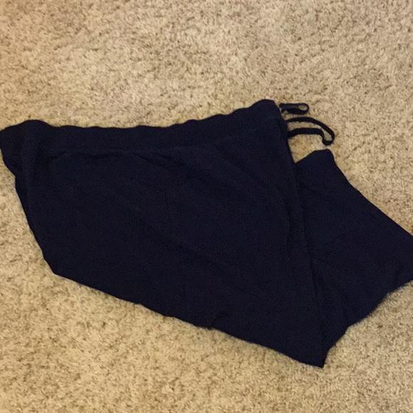 7d27814e3bb Just My Size Pants - Cropped Capri Type Fleece Pants - 26 28